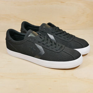 NEW Converse Breakpoint Ox Black White Sneakers
